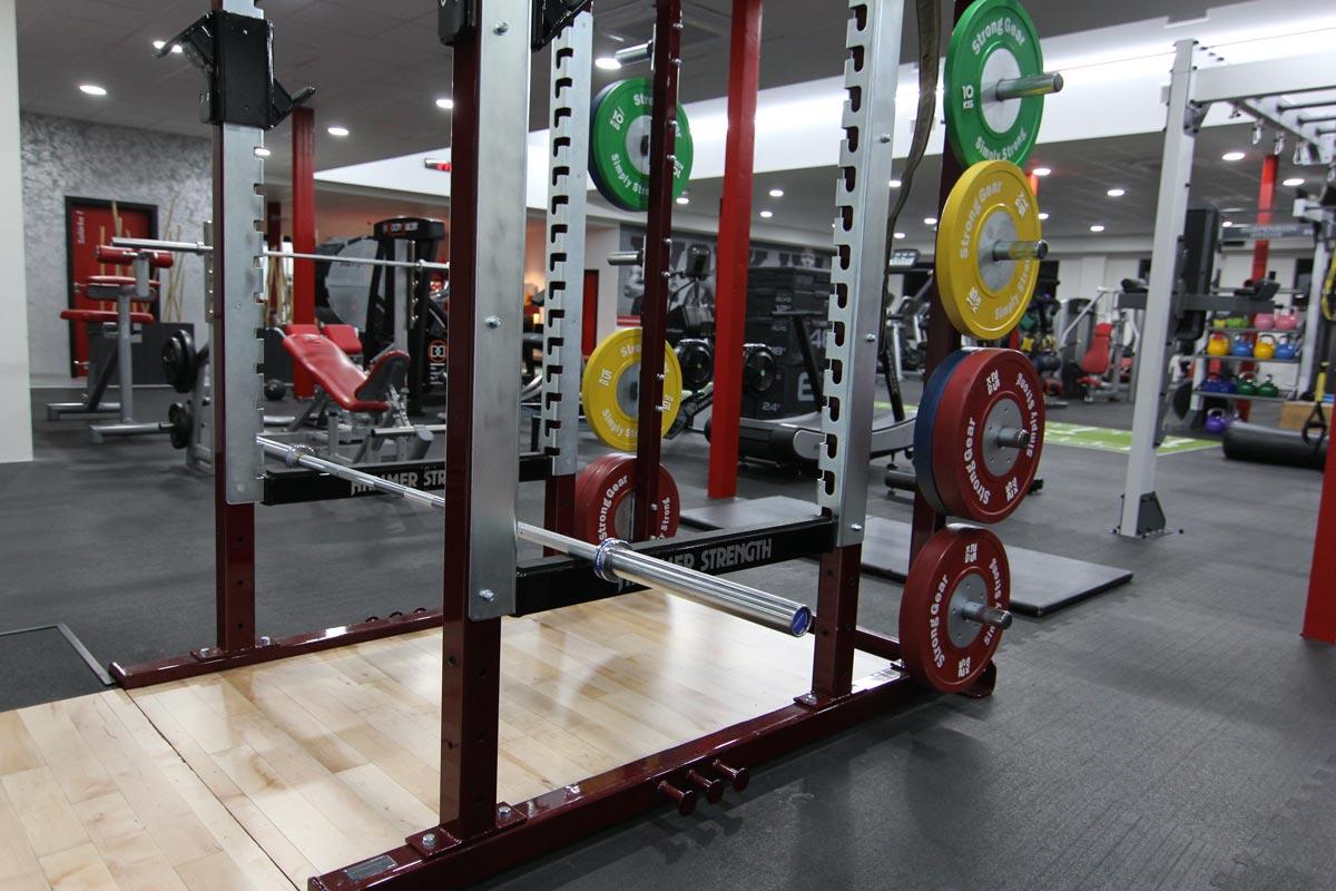 Profesionálne stroje fitness